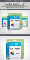 Product Supplies : Packaging Mock-up by idesignstudio