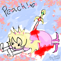 To Peach Darling by ukemarthplz