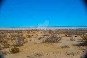 EAFB - Lakebed by JVanover