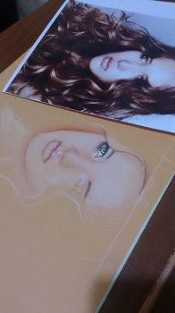 WIP SOFT PASTELS by UtiliaMignano