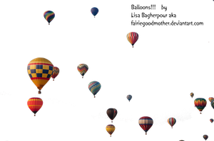 Precute Hot Air Balloons 3 by FairieGoodMother
