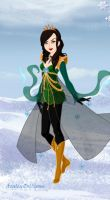 Elsa and Loki's Offspring by CartoonNetworkgal