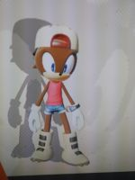 My Sonic Forces Avatar by Prentis-65