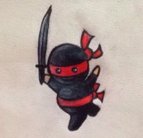 Ninja  by swiftcross
