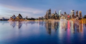 Sydney Reflections - Take 2 by TarJakArt