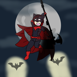 Ruby Rose Casted as Batwoman by MaximumFlyer64
