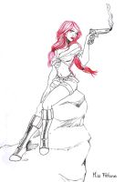 Miss Fortune, The Bounty Hunter by Noctume
