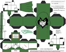 DC SH13: The Spectre Cubee by TheFlyingDachshund