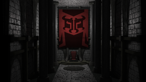 Throne Room by Pokii-kun