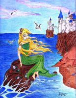 Fairy Tale III: Little Mermaid by ElyonHeart