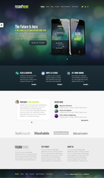 Fusion Web Theme by webdesigngeek