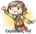 Recettear: Capitalism, Ho by RitsuBel