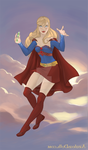 Super girl 11 by lunatwo
