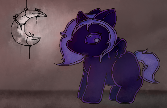 Princess Shadow by SkyPaint1