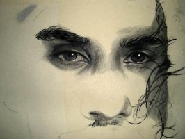 Naveen Andrews WIP by th3blackhalo