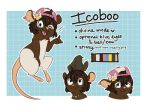 Mouse Reference --old-- by Icoboo