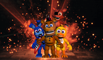 (FNaF World Trailer) Wallpaper by DarkVirus87