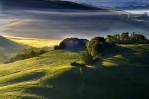 Val d'Orcia  13 by CitizenFresh
