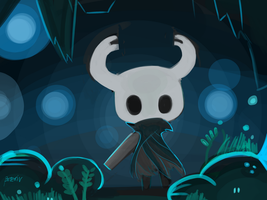 hollow knight by BsTeriv