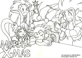 X-mas tree Muyo - unfinished by emotwo