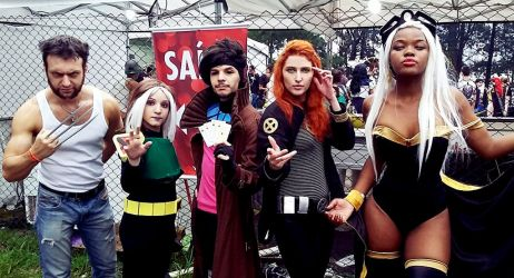 X-men group. by exilir-of-life
