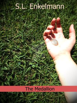 The Medallion Book Cover by TheNobody1990