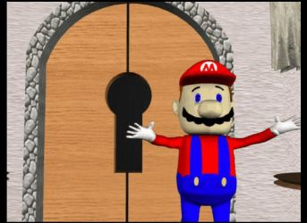 Mario Animation Still by MegaField64