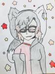 Full Picture of me (That I drew) by StarZCandy03