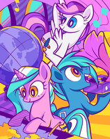 tshirt design bronycon 2016 by pepooni