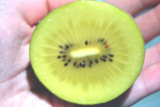 kiwi fruit by BreakTheRecords