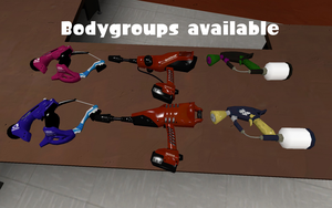 Duelie Bodygroups by DarkMario2