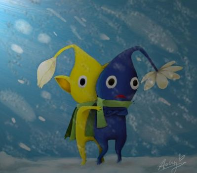Pikmin Shivers by CranbeRRyofdOOm