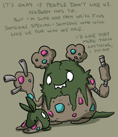 Garbodor- Someone Special