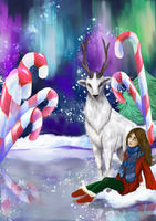 Christmas wonderland by sofie-arts