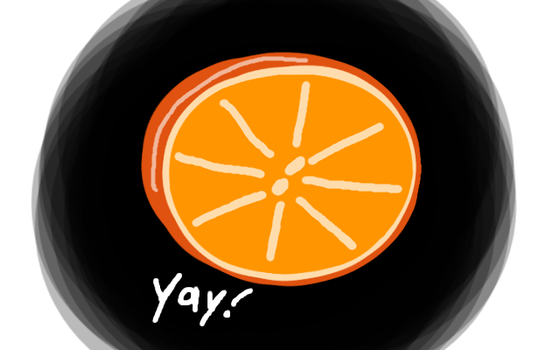 It is an orange by FawfultheLEGO