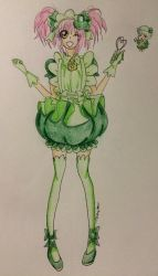 amulet clover by prettycure97