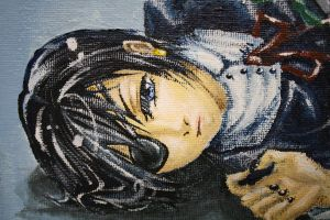 Ciel Phantomhive Close Up by answerstotheuniverse