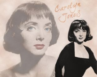 Carolyn Jones by rook971