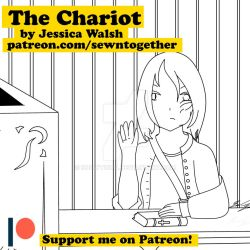 Resemblance: The Chariot by snowtigra