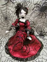 Arachne by dollmaker88