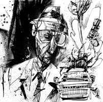 Burroughs by JimMahfood-FoodOne