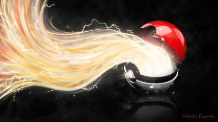 Pokeball by Dessins-Fantastiques