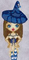Celest Cross Stitch by RaNuit