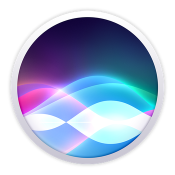 Official Siri icon (MacOS Sierra) by TraceDesign