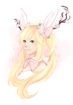 Contest Winner - 5evaEclair - Forest Spirit by queen-val