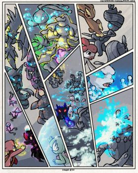 PMD: VF - 614: The Ascent by sulfurbunny