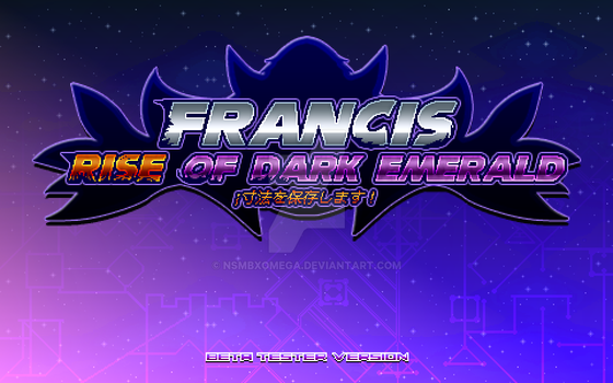 FTHRODE - Logo (Final Version) In Title Screen by NSMBXomega