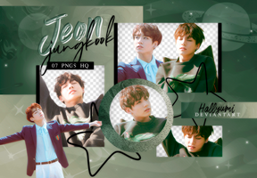 PNG PACK: JUNGKOOK #30 'Young Forever' by Hallyumi