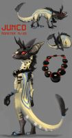 Junco Ref by ALRadeck