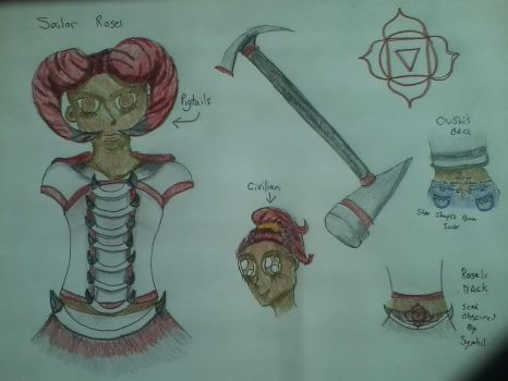 Sailor Rosel OK! by TheAnomally